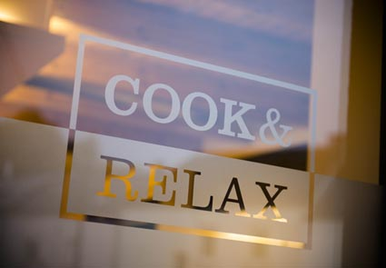 Concept « Cook & Relax »